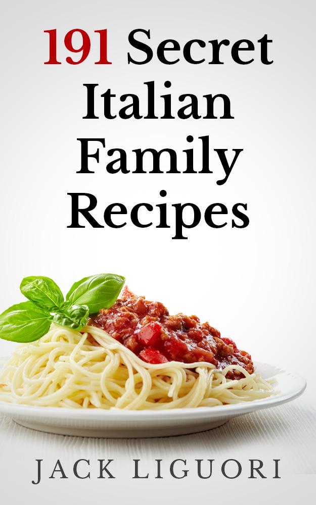 Flat ecover2 for 191secret Italian Recipes